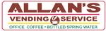 Allan's Vending Service