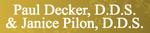 Decker, Paul D.D.S.