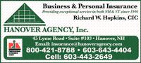 Hanover Agency