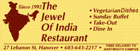 Jewel of India Restaurant