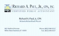 Richard A. Paul Jr, CPA, P.C.