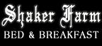 Shaker Farm B&B