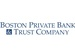 Boston Private Bank & Trust Co.