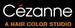 Cezanne - A Haircolor Studio