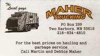 Maher Trucking