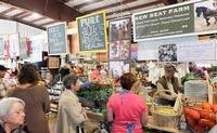 Saturday Market is open 9am-2pm year round