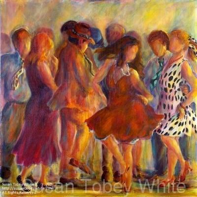Susan Tobey White Studio