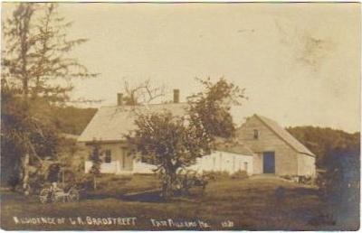 Bradstreet Farm