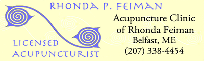 Acupuncture Clinic of Rhonda Feiman