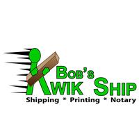 Bob's Kwik Ship & Print