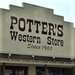Potter's Western Store
