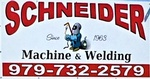 Schneider Machine & Welding