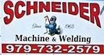Schneider Machine & Welding