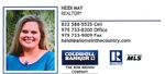 Heidi Heinsohn May, Coldwell Banker The Ron Brown Company