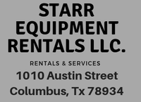 Starr Equipment Rental, LLC