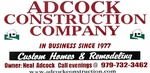 Adcock Construction Company