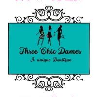 Three Chic Dames