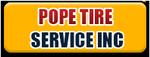 Pope Tire Service