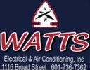 Watts Electric & Air Conditioning