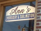 Ann's Embroidery & Sublimation