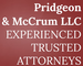 PRIDGEON & McCRUM, LLC