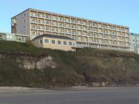 Elizabeth Street Inn view from beach