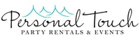 PERSONAL TOUCH PARTY RENTALS