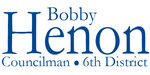 Councilman Bobby Henon