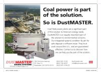 DustMASTER Ad