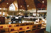 Interior, Pre-Service