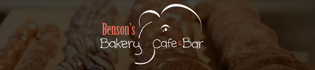 Benson's Bakery and Cafe