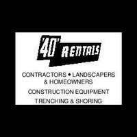 40 Equipment Rentals