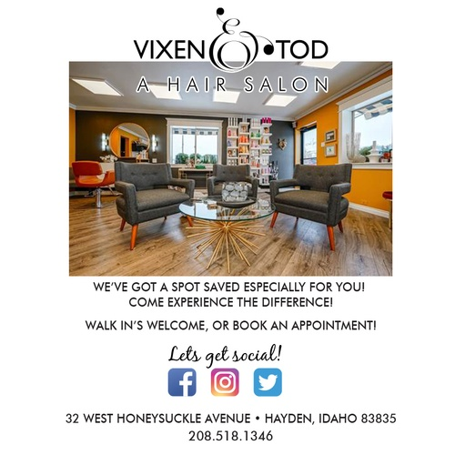 Vixen and Tod - Come and See Us!