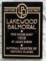 Lakewood Balmoral Residents Council