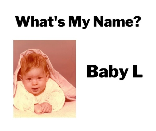 What's My Name Baby L