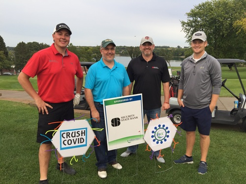 Chamber Golf Scramble Team Security State Bank