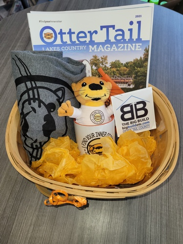 Win this Otter Basket!