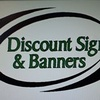 Discount Signs & Banners