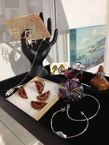 Beautiful Jewelry from ENC artists