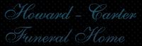 Howard - Carter Funeral Home