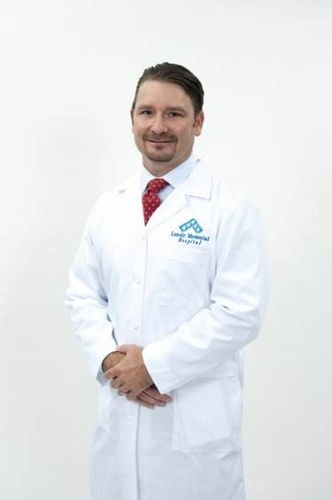 Charles Moore, DO  - General Surgery - Lenoir Surgical