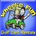 Wheelie Fun Golf Cart Rentals