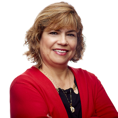 Martha Espinoza, Vice President