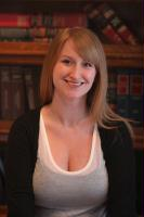 Paralegal Candice Meersman assists our clients with their Real Estate transactions.