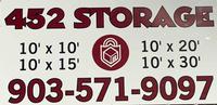 452 Storage