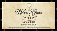 Wine Glass Interior
