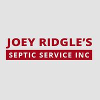 Joey Ridgle Septic Service Inc