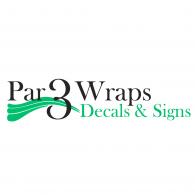 Par 3 Wraps, Decals & Signs