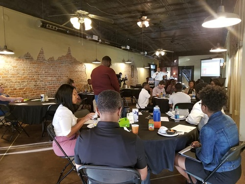 Business @ Breakfast hosted by Low Country Pioneer Solutions - April 2018