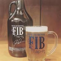 FIB Tap-IN Growler and Mug Club Mug